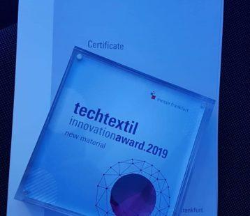 premio techtextil2019